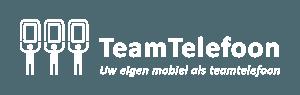 teamTelefoonLogoWhite - Telefonische bereikbaarheid