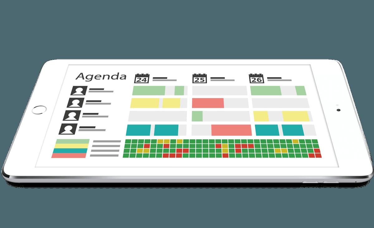 IPAD SP Expert - Staff scheduling