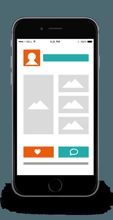 MOB Speakap - Internal communication